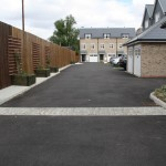 private access design, rumble strip, essanby yard, stanstead abbotts