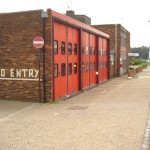 transport statement, fire station 005